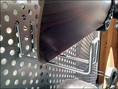 Perforated Metal Fan Blade Hook