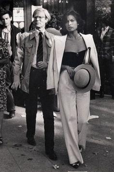 Bianca Jagger, Looks Chic, Looks Style, My Style, Black Style, New Fashion, Retro Fashion, Trendy Fashion, Fashion Vintage