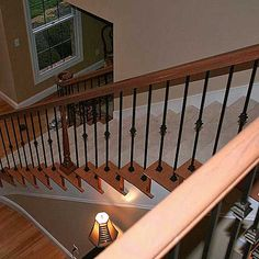 Best Change Carpet Wrapped Stairs With Wood End Caps Home Improvement In 2019 Carpet Stairs 400 x 300