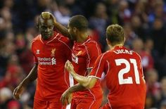 Dejan Lovren admits the whole Liverpool squad are relieved for Mario Balotelli - http://www.squawka.com/news/dejan-lovren-admits-everyone-at-liverpool-is-relieved-after-mario-balotelli-ends-goal-drought/206974 #LFC