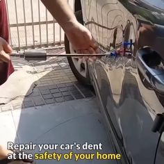 One of the biggest reasons for the increased popularity of our PDR kit is that it takes very little time. Most auto shops can get your car back to you on the same day—versus a three to six-day turnaround for traditional repair and paint jobs. This shortened time at the garage eliminates the need for rental vehicles, while your car is in the shop. Special Relativity, Garage Tool Organization, Car Tools, Market Umbrella, Auto Shops, Car Shop, Car Rental, Car Wash, Real Flowers