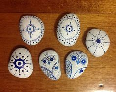 Painted Stones Tutorial