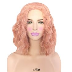 Heat safe synthetic Lace Front wig long density Made of soft synthetic fiber Can be styled with hot […] Powder Room D, Aesthetic Hair, Synthetic Lace Front Wigs, Pillow Talk, New Hair, Aurora Sleeping Beauty, Hot, Fiber, Style