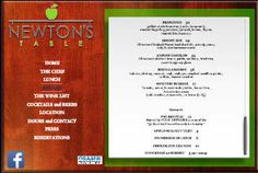 Newtons Table- Short Ribs and Gougers sound amazing!- For DC