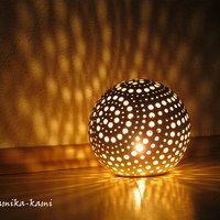 Hledání zboží: keramika / Zboží   Fler.cz Coconut Decoration, Pottery Tools, Nairobi, Clay Projects, Handicraft, Project Ideas, Concrete, Candle Holders, Candles