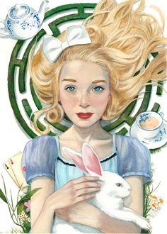Fernando Vicente - Alice in Wonderland
