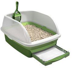 Breeze Tidy Cat Litter Box
