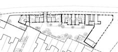 25th February 2013: mæ have been competitively selected by the London Borough of Brent to design a new housing scheme at Church End NW10. The mixed use scheme will include a community enterprise space and a landscaped public square for Neasden Market . We will be submitting for planning at the end of April.