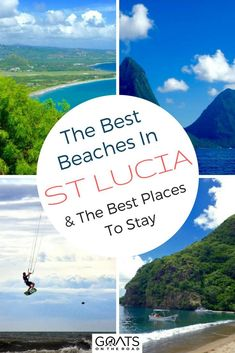 The best of the Caribbean islands, this beautiful destination is perfect for honeymoons and luxury travel seekers | Things To Do in St Lucia | #stluciaguide #caribbeantravel