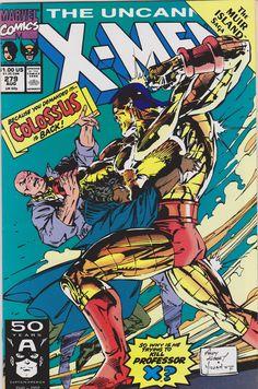 Uncanny X-Men #279 9.2