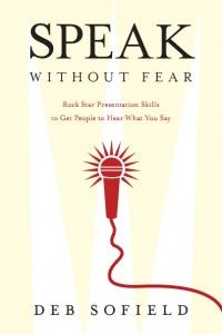 My new book is out and available on Amazon - Speak Without Fear Book