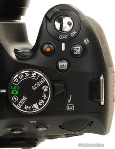 Get to know your Nikon D5100