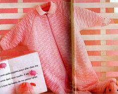 Voici plus de 100 articles de layette à tricoter pour votre bébé, une naissance, un baptême ... Vous trouverez des combinaisons, des pulls, des cardigans, des paletots, des barboteuses, des salopettes, des brassières, des ponchos ... Certains modèles...