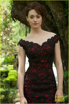 Emmy Rossum & Alden Ehrenreich: New 'Beautiful Creatures' Stills! (Exclusive): Photo Emmy Rossum looks stunning in this exclusive promo shot of her character Ridley Duchannes in the highly anticipated film Beautiful Creatures! Lace Dress, Dress Up, Bodycon Dress, Short Dresses, Prom Dresses, Formal Dresses, Beautiful Creatures Movie, Emmy Rossum Beautiful Creatures, Crochet Clothes