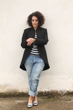 plus size jeans outfits - Google Search