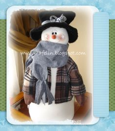 Snowbeau made by me, design by Sparkles N spirit