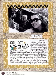 Collect Moments - Scrapbook.com