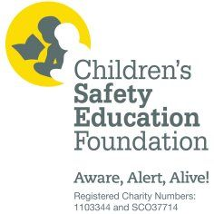 children's safety education foundation's logo