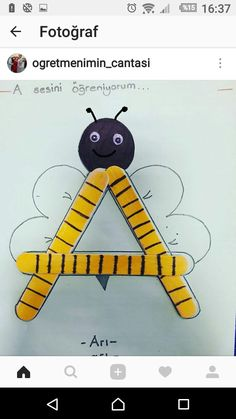 Preschool Learning Activities, Preschool Classroom, Letter A Crafts, Pre Writing, Kids Education, Pre School, Homeschool, Teaching, Kids Learning Activities
