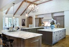 images of million dollar kitchens - Google Search