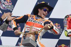 MotoGP. Repsol Honda: Маркес побеждает в ГП Америки, Педроса сходит из-за аварии   GP RACING