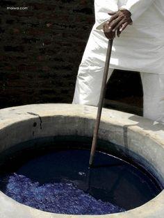 MAIWA: Natural Dyes - Indigo