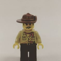 #JohnnyThunder appears in #thelegomovie. He is among the Master Builders that meet in Cloud Cuckoo Land. He is seen running away from the golf ball outside the dog. by philbriones