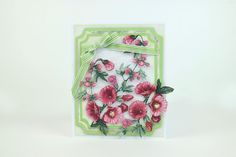 Tattered Lace Cards, Hollyhock, Die Cut Cards, Lily Of The Valley, Bliss, Flowers, Projects, Collections, Range