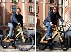 Sandwich bike by Bleijh Concepts and Design