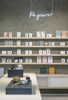 "Paper & Tea Mitte — Berlin""Paper & Tea has just opened its second branch in the city's Mitte district, blending a retail operation offering a huge array of carefully sourced leaves from around the world with an educational dimension aimed at demystifying tea culture..."""