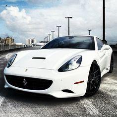 Slick Custom Ferrari California #cars