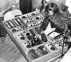 Silver Apples #PsychedelicElectronica