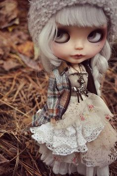 Top 14 Beauty Vintage Blythe Doll Designs – Live Happy Life With Easy Funny Idea - Easy Idea (14)