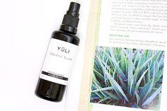 Yuli Cocoon Facial Elixir - soothing, hydrating facial mist