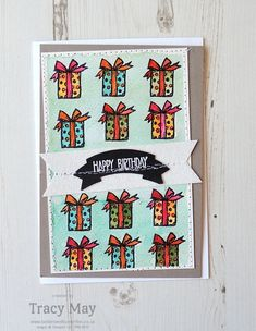Weather Together by Stampin' Up! Tracy May