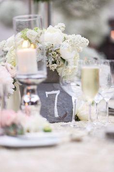 slate table numbers