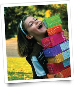 The History of Girl Scout Cookies#gscitrus