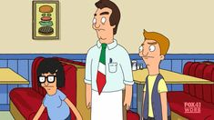 """I love Tina Belcher. 