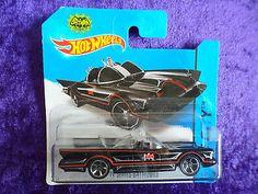 Hot #wheels 2014 - #batman  tv series #batmobile ( 1966 ) bnip,  View more on the LINK: http://www.zeppy.io/product/gb/2/331794093340/