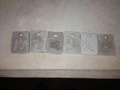 More pendants ready..