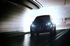 Tajemniczy Nissan Sway Concept