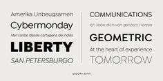 Isidora Sans - Webfont & Desktop font « MyFonts