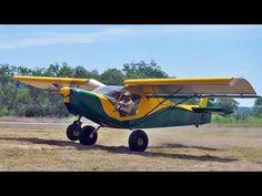 Zenith STOL flight demonstration