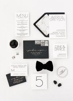 Aerialist Press Letterpress Wedding Invitation | Styling: Ashley Pier | Photo: Jesse Leake | for Geraldine Mag issue no. 3
