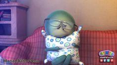 Booker esta muy asustado - Imagenes de los Glumpers - Glumpers cartoon pictures