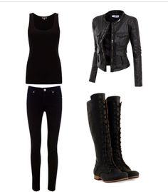 Dauntless clothes