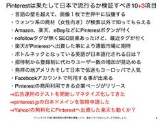 Pinterestは、日本語でピンタレストか?ピンテレストか? http://yokotashurin.com/sns/pinterest-jp.html