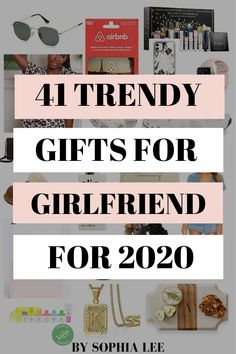 this gift guide has gifts for every type of girl - thoughtful gifts for girlfriend, cozy gifts for girlfriend, gifts for girlfriend under 100, romantic gifts for girlfriend and so much more! Romantic Gifts For Girlfriend, Best Gift For Girlfriend, Christmas Gifts For Girlfriend, Boyfriend Gifts, Small Christmas Gifts, Creative Christmas Gifts, Decorating With Christmas Lights, Christmas Decorations, College Gifts