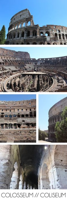 cornflake dreams.: roma - part one. #rome #italy #travel I cried when I saw the colosseum.
