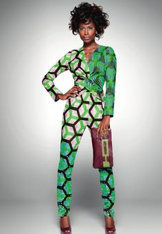 VLISCO : DELICATE SHADES Lookbook!
